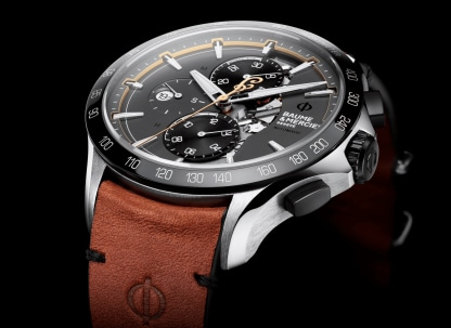 名士表(Baume & Mercier)Clifton Club 10402 男士腕表 null null