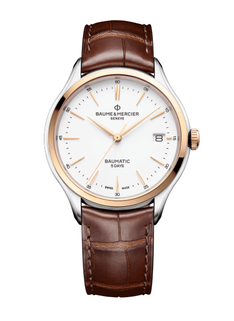 名士表(Baume & Mercier)Clifton Baumatic 10401 男士腕表 null null