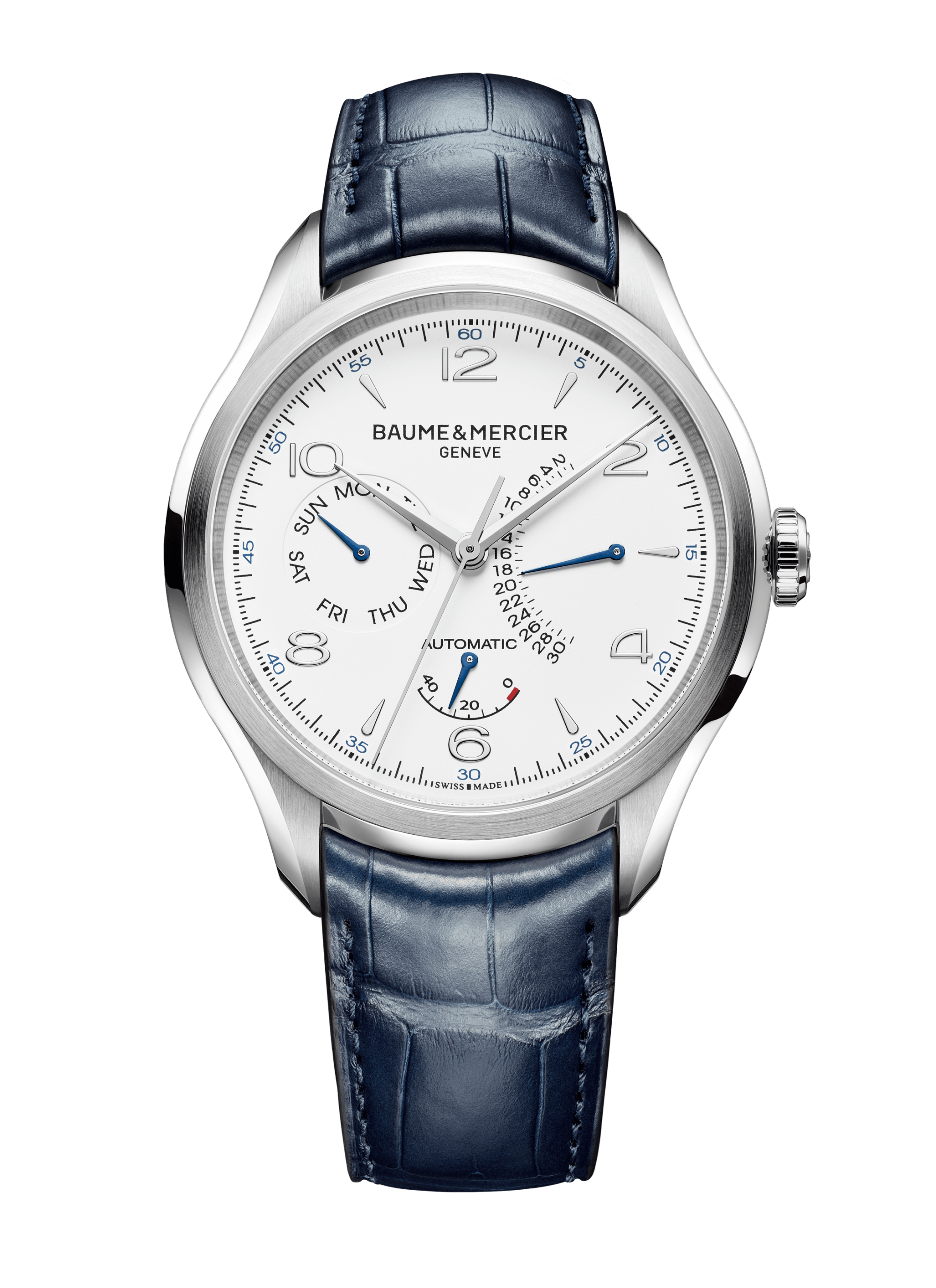 名士表(Baume & Mercier)Clifton 10449 男士腕表 null null