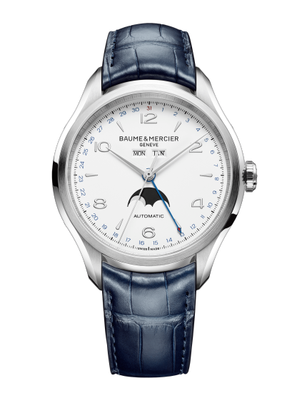 名士表(Baume & Mercier)Clifton 10450 男士腕表 null null