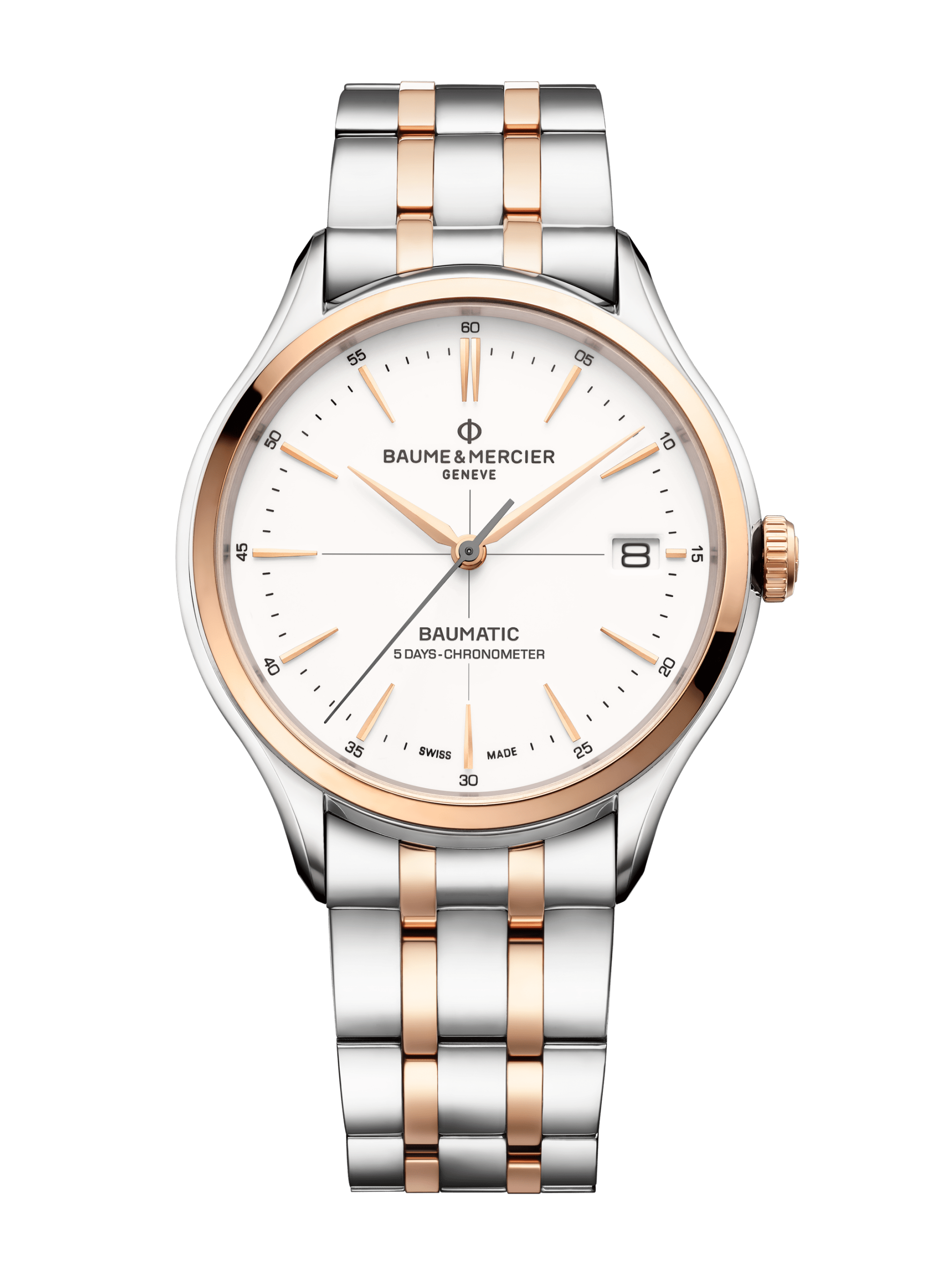 名士表(Baume & Mercier)Clifton Baumatic 10458 男士腕表 null null