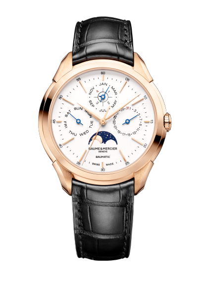名士表(Baume & Mercier)Clifton Baumatic 10470 男士腕表 null null