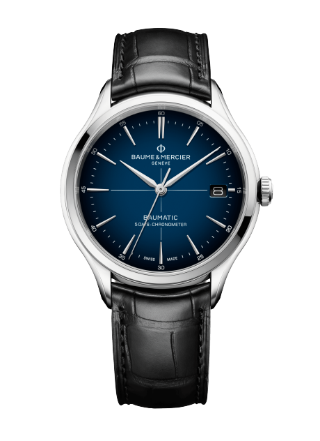 名士表(Baume & Mercier)Clifton Baumatic 10467 男士腕表 null null