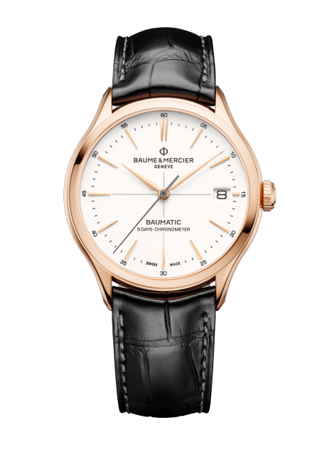 名士表(Baume & Mercier)Clifton Baumatic 10469 男士腕表 null null