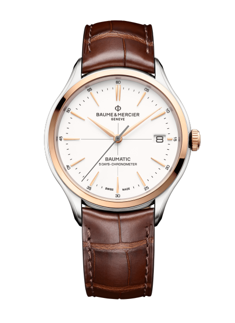 名士表(Baume & Mercier)Clifton Baumatic 10519 男士腕表 null null