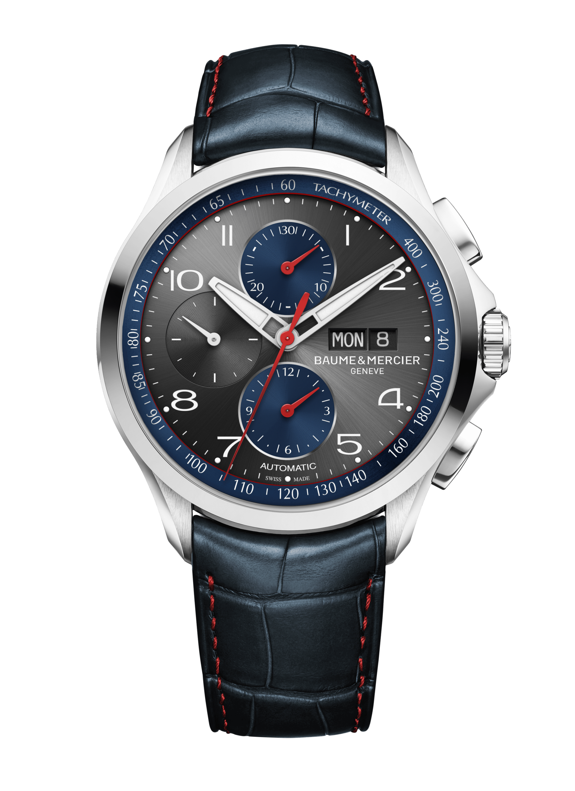 名士表(Baume & Mercier)Clifton Club 10370 男士腕表 null null