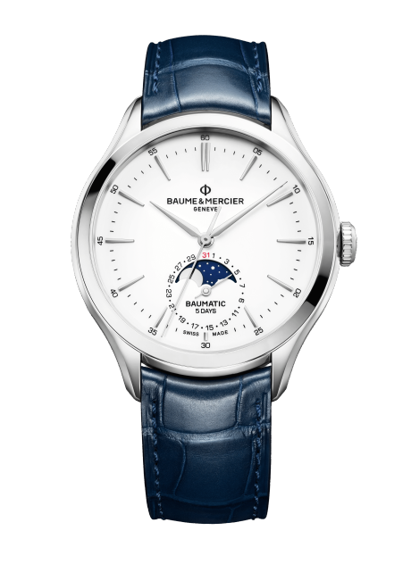 名士表(Baume & Mercier)Clifton Baumatic 10549 男士腕表 null null