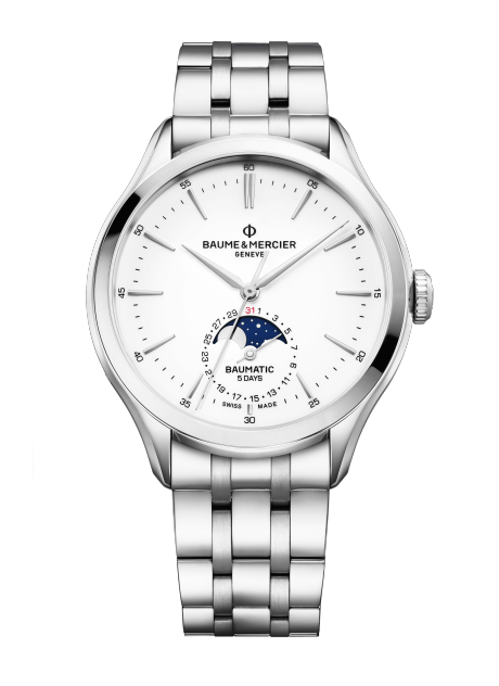 名士表(Baume & Mercier)Clifton Baumatic 10552 男士腕表 null null