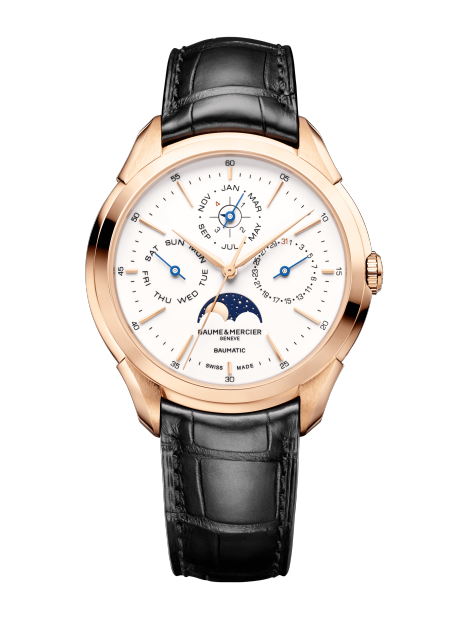 名士表(Baume & Mercier)Clifton Baumatic 10583 男士腕表 null null